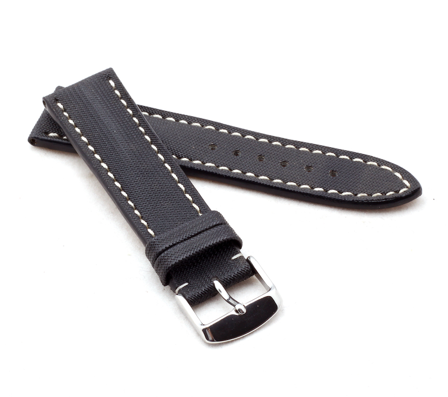 BOB Marino Nytech Watch Band for Breitling, 20-22 mm ...