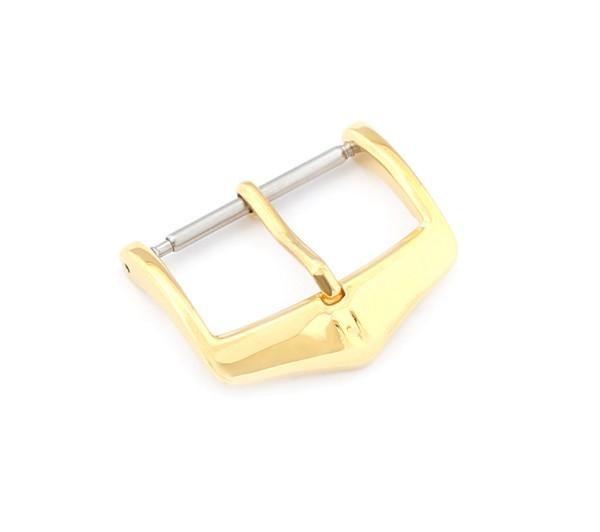H-Klassik Dornschließe, gold poliert