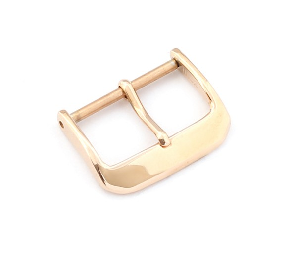 R-Classic Tang Buckle, rosé polished