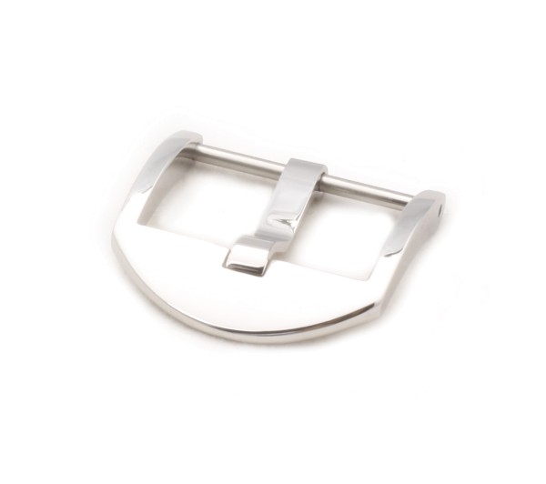 Screw-in Buckle OEM, silver polished