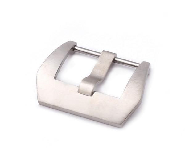 Schraub-Schließe PRE-V, Titan matt
