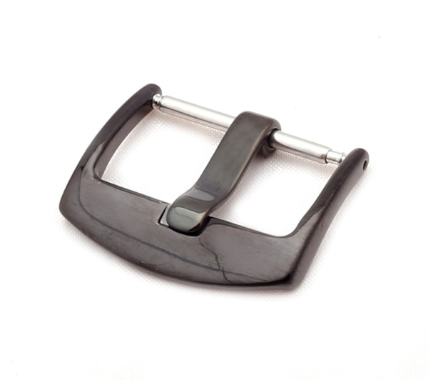 Tang Buckle OEM, black polished