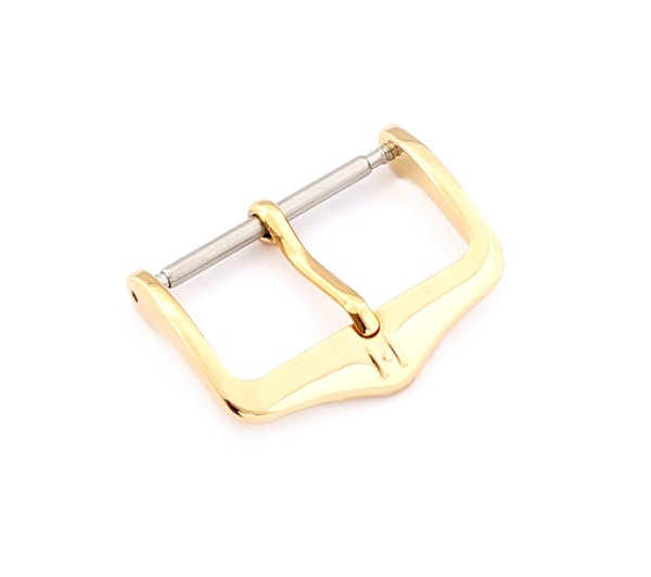 H-Tradition Tang Buckle, gold polished