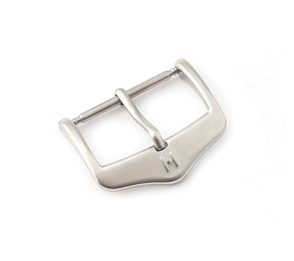 H-Classic Tang Buckle, silver brushed