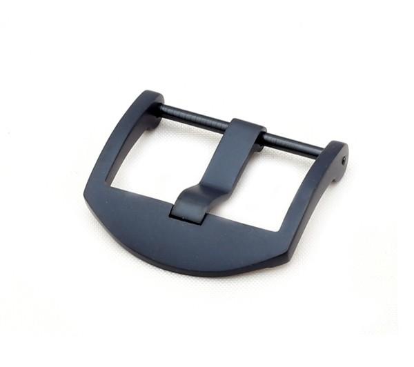 Schraub-Schließe OEM, schwarz matt